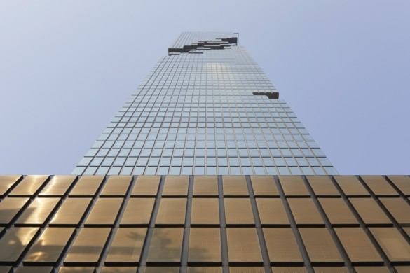 MahaNakhon: Bangkok's Tallest Skyscraper | Büro Ole Scheeren