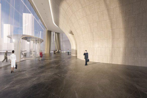 SOM Architects - Tower - China - Hangzhou - IGS Magazine - Press Release - 10