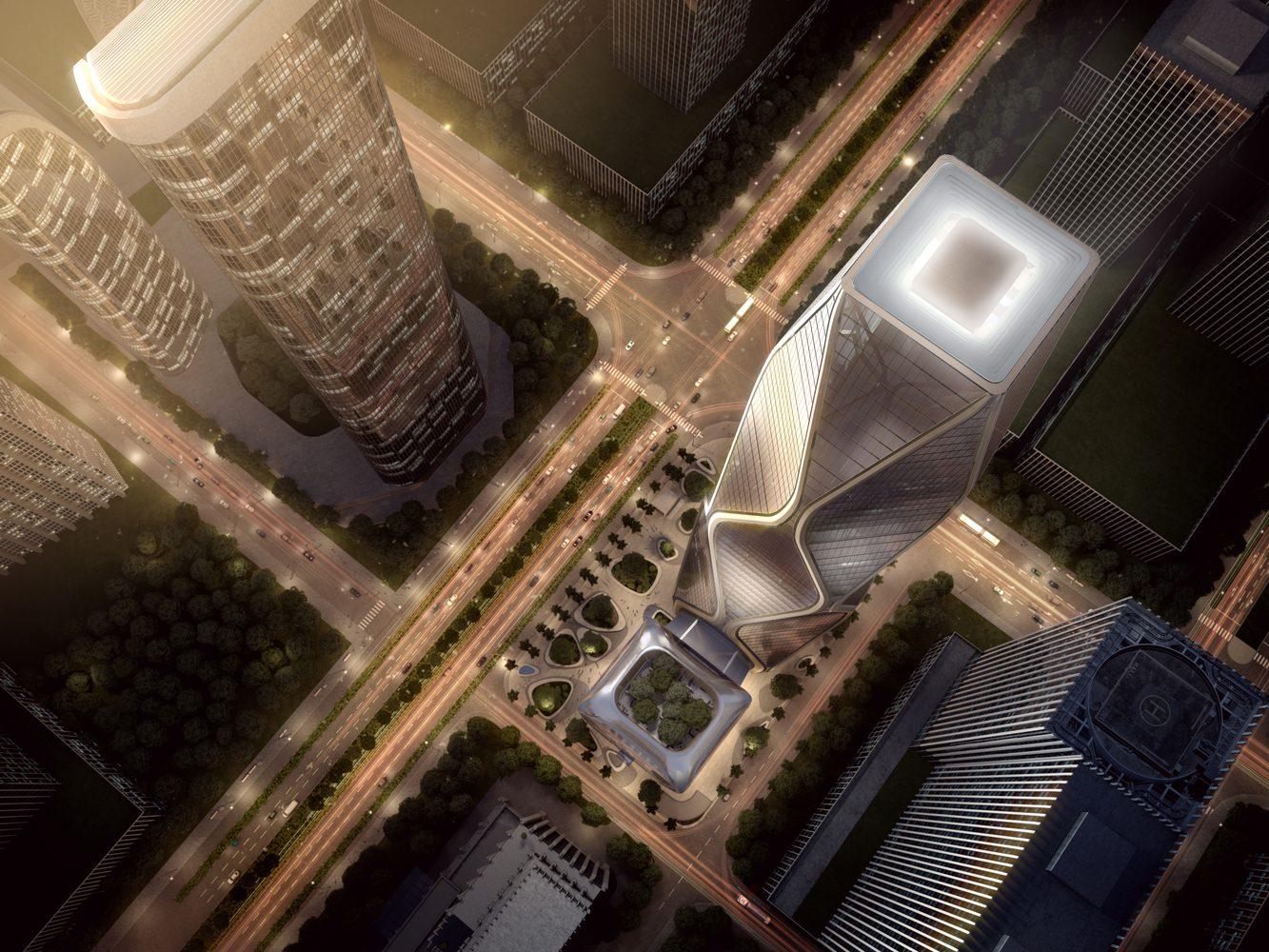 SOM Architects - Tower - China - Hangzhou - IGS Magazine - Press Release - 2