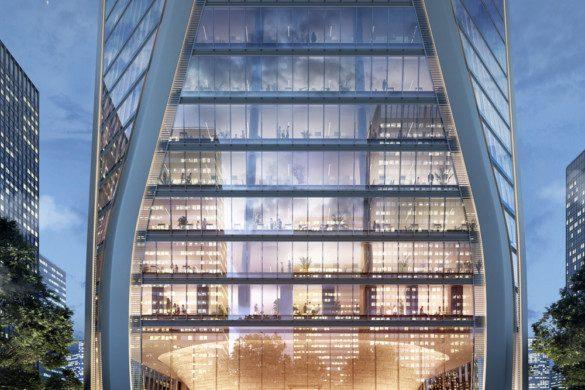 SOM Architects - Tower - China - Hangzhou - IGS Magazine - Press Release - 3