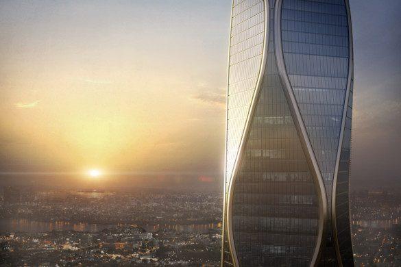 SOM Architects - Tower - China - Hangzhou - IGS Magazine - Press Release - 4