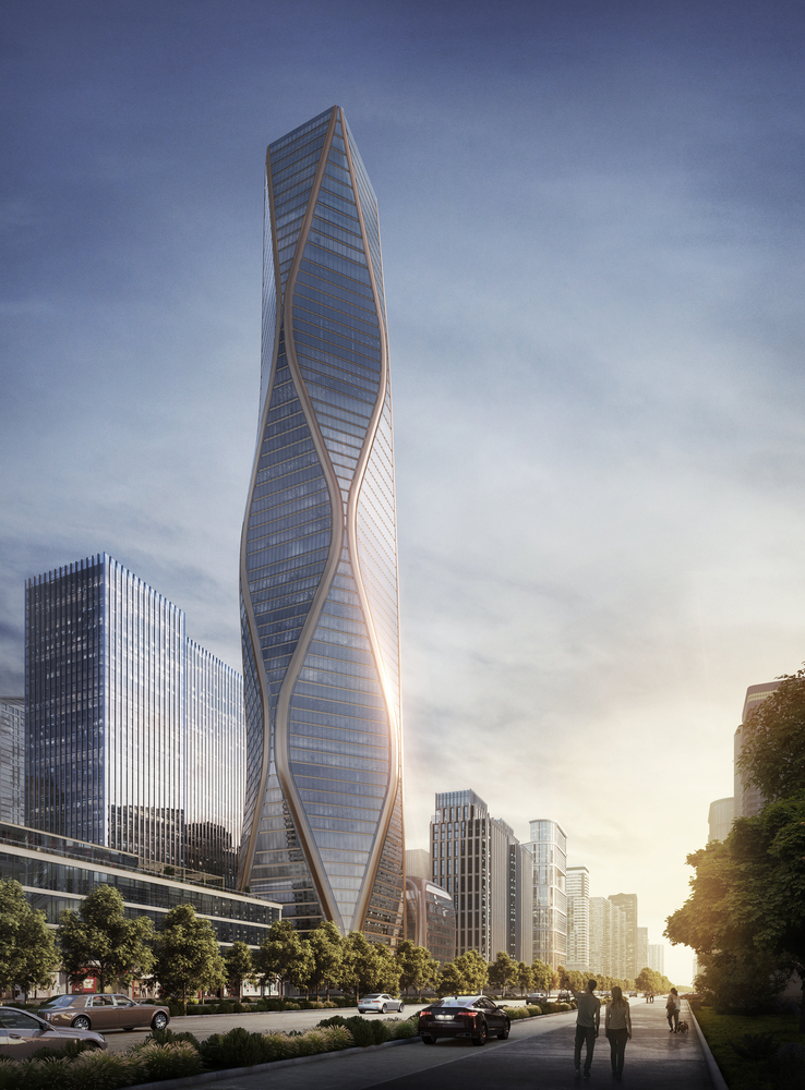 SOM Architects - Tower - China - Hangzhou - IGS Magazine - Press Release - 7