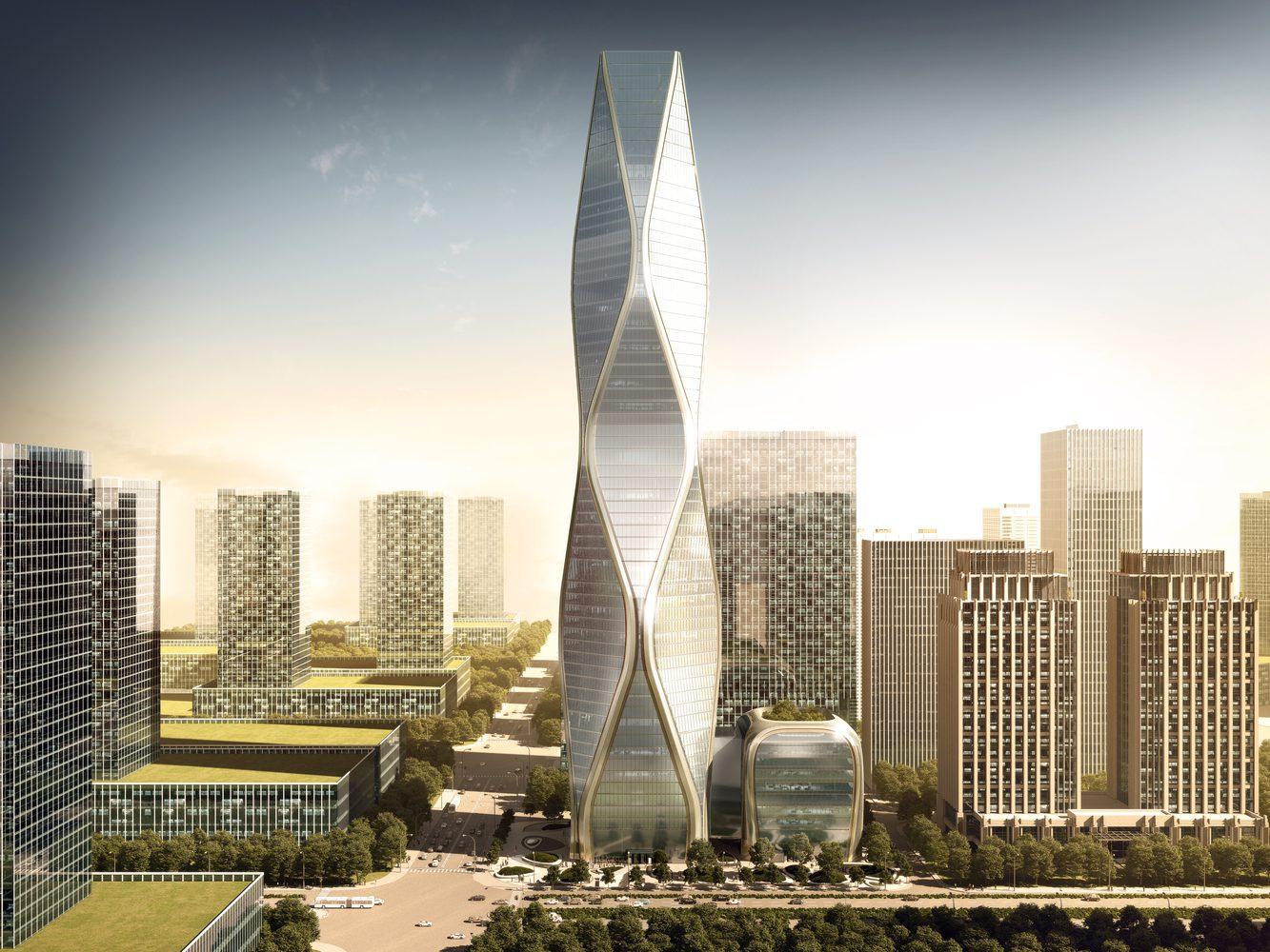 SOM Architects - Tower - China - Hangzhou - IGS Magazine - Press Release - 8