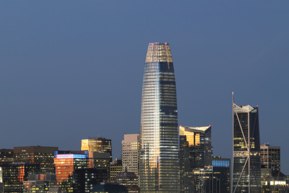 Salesforce Tower: Building San Francisco's Vertical Village | Presented by The B1M