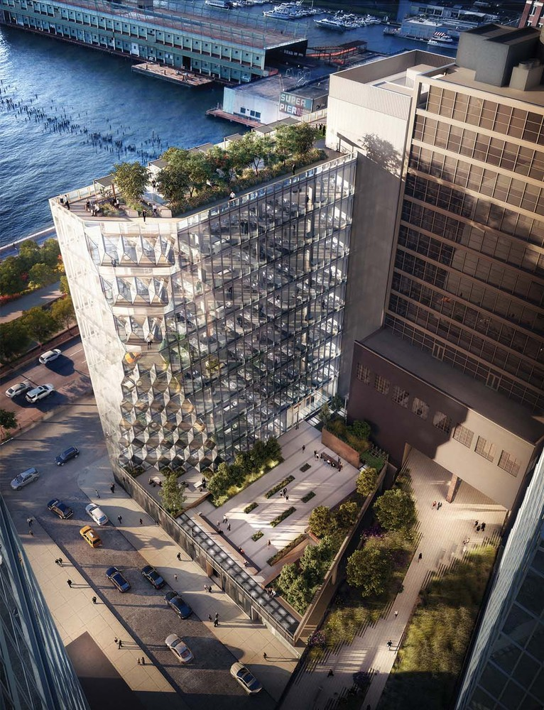 Studio Gang's Solar Carve Tower Tops Out in New York City - IGS Magazine - Architecture -11
