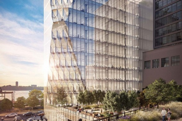Studio Gang's Solar Carve Tower Tops Out in New York City - IGS Magazine - Architecture -12