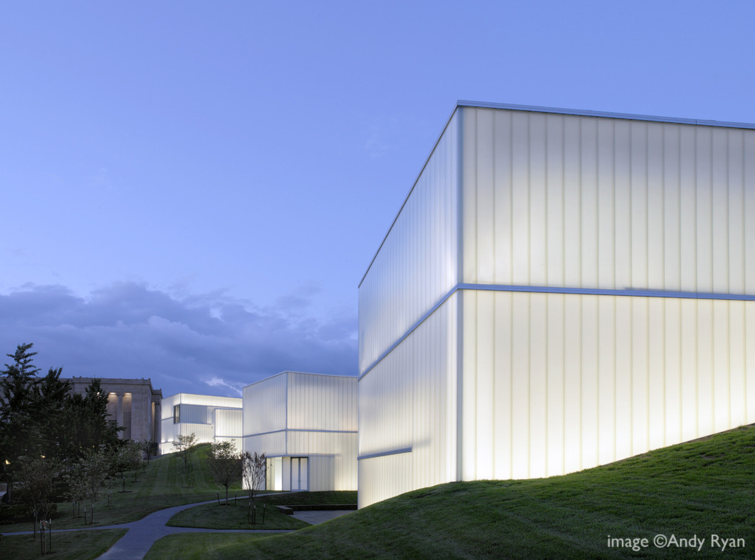 The Nelson-Atkins Museum of Art - Steven Holl Architects - Video - Interview - IGS Magazine