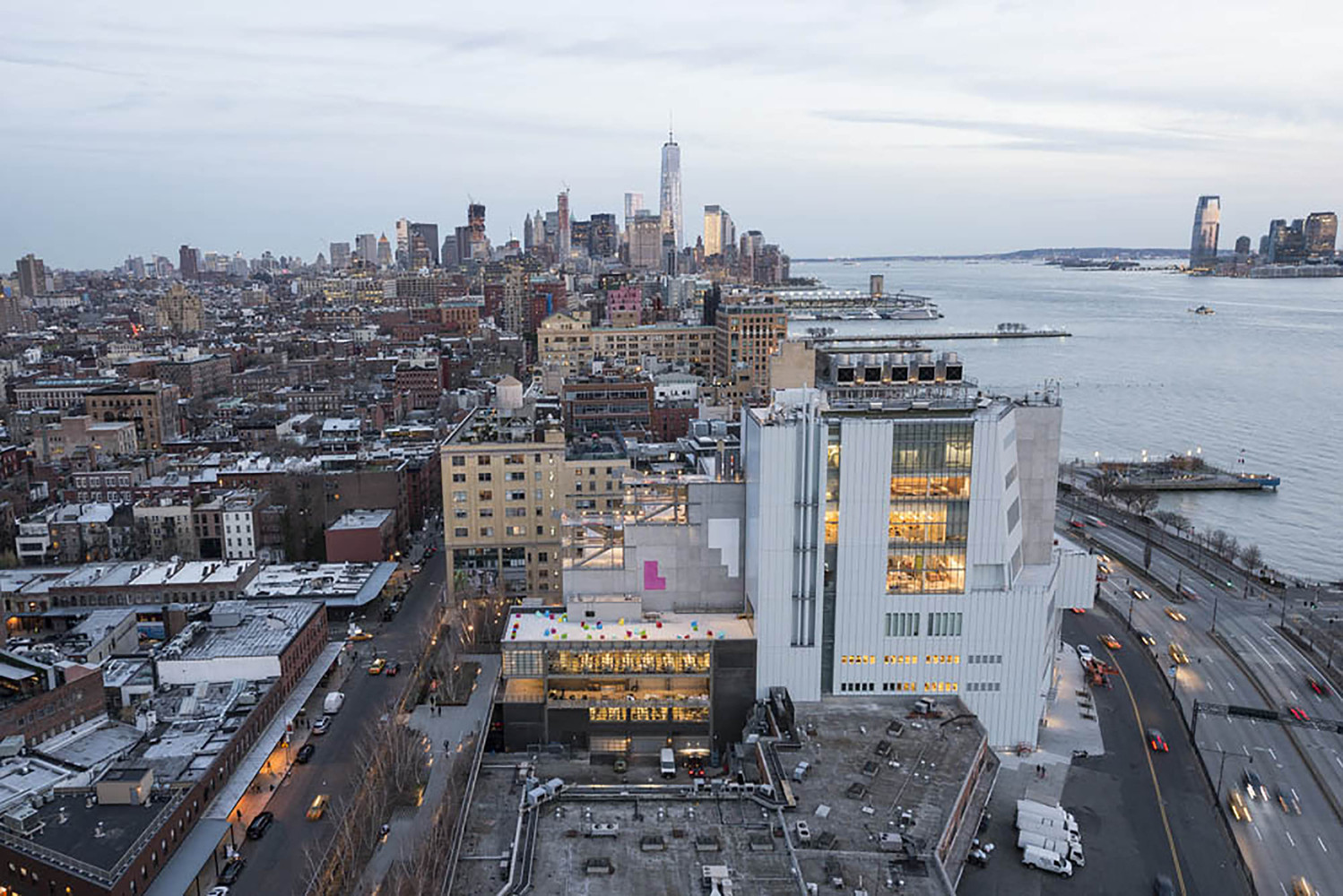 The Whitney Museum of American Art at Gansevoort - Renzo Piano Building Workshop-Cooper Robertson- IGS Magazine