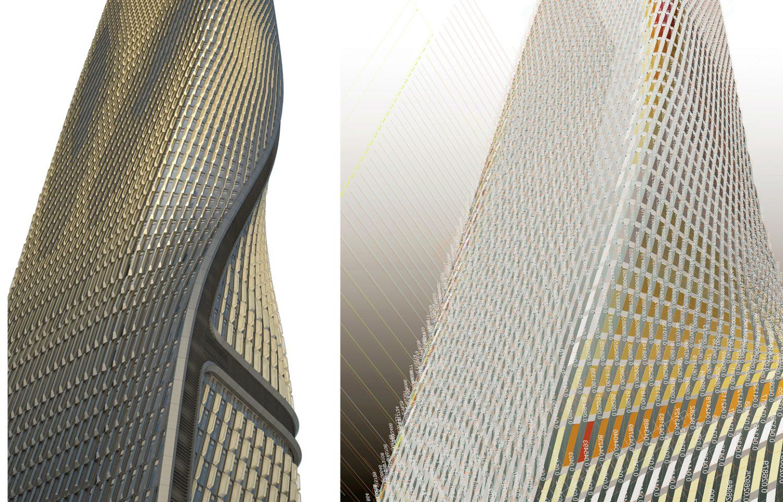 UNStudio-wasl tower-ceramic facade-tall buildings-IGS Magazine-14