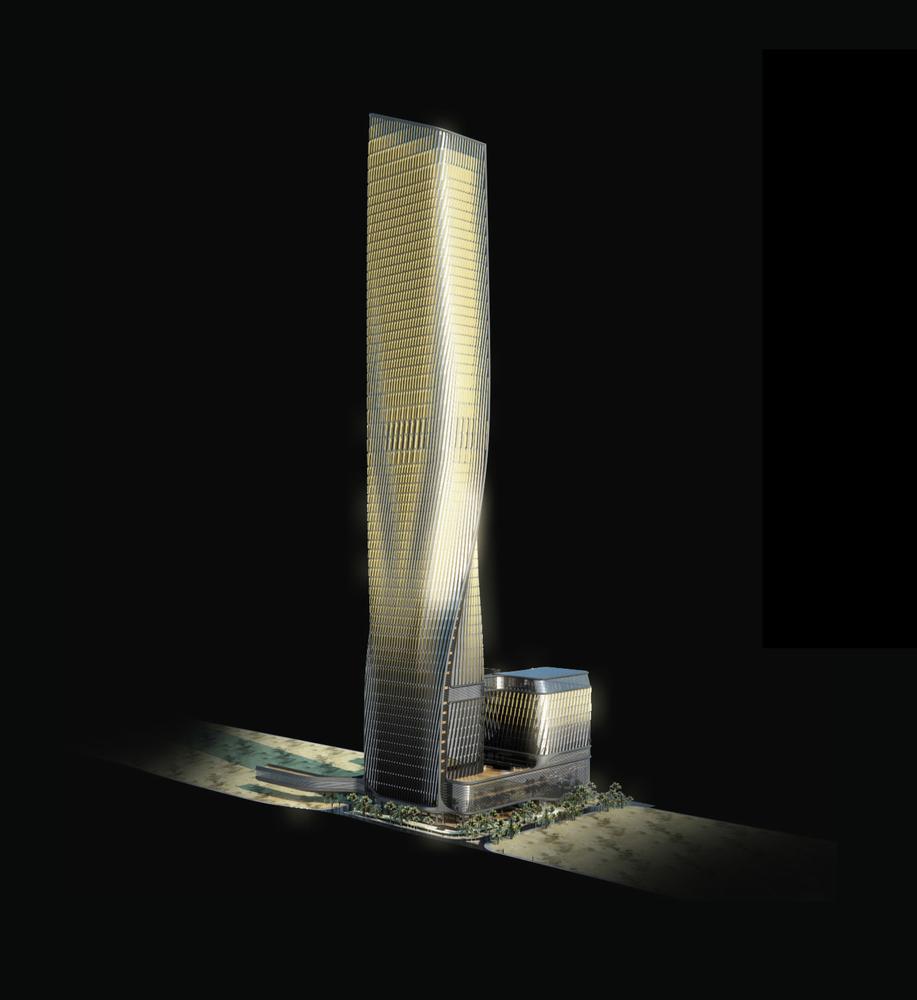 UNStudio-wasl tower-ceramic facade-tall buildings-IGS Magazine-2