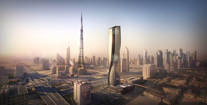 UNStudio-wasl tower-ceramic facade-tall buildings-IGS Magazine-7