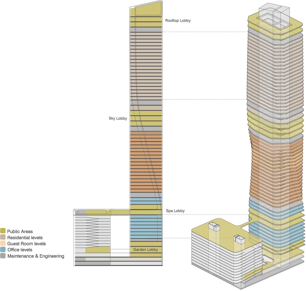 UNStudio-wasl tower-ceramic facade-tall buildings-IGS Magazine-8