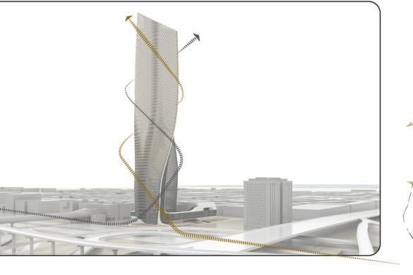 UNStudio-wasl tower-ceramic facade-tall buildings-IGS Magazine-9
