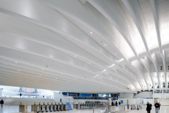 World Trade Center Transportation Hub- Santiago Calatrava - IGS Magazine - 10