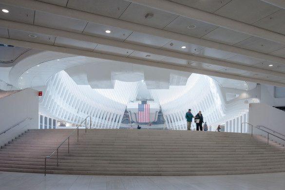 World Trade Center Transportation Hub- Santiago Calatrava - IGS Magazine - 14