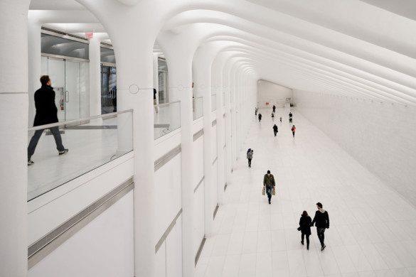 World Trade Center Transportation Hub- Santiago Calatrava - IGS Magazine - 16