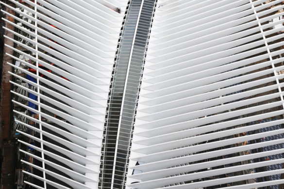 World Trade Center Transportation Hub- Santiago Calatrava - IGS Magazine - 23