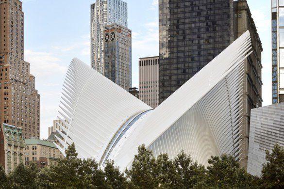 World Trade Center Transportation Hub- Santiago Calatrava - IGS Magazine - 34