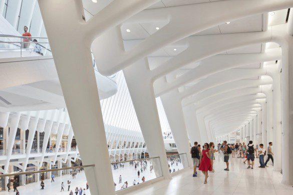 World Trade Center Transportation Hub- Santiago Calatrava - IGS Magazine - 36