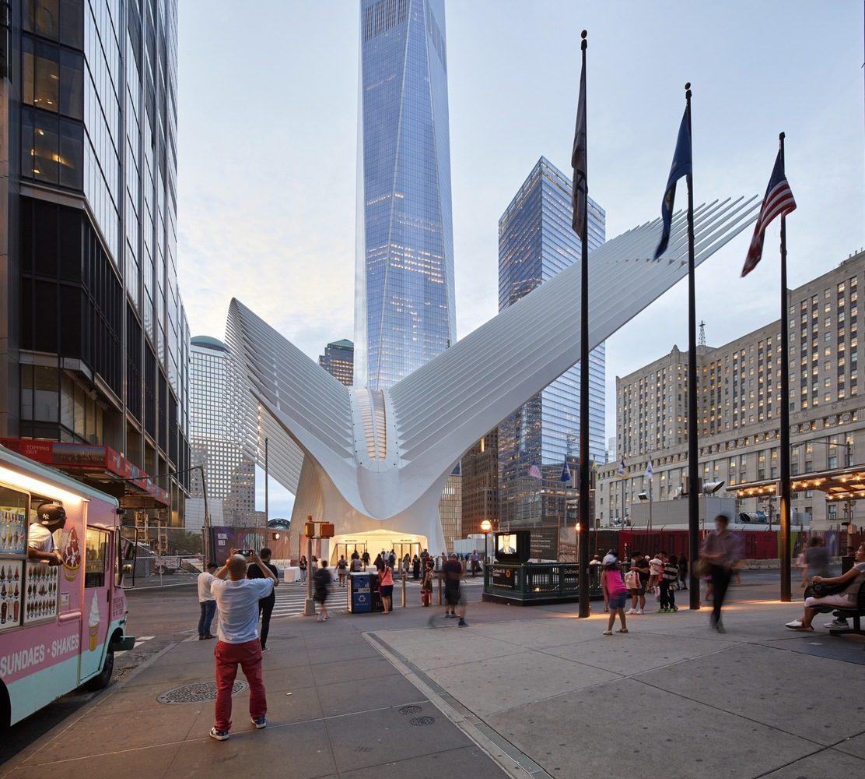 World Trade Center Transportation Hub- Santiago Calatrava - IGS Magazine - 43