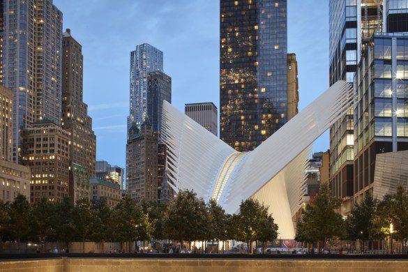 World Trade Center Transportation Hub- Santiago Calatrava - IGS Magazine - 49