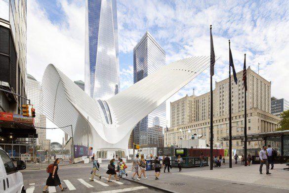 World Trade Center Transportation Hub- Santiago Calatrava - IGS Magazine - 51