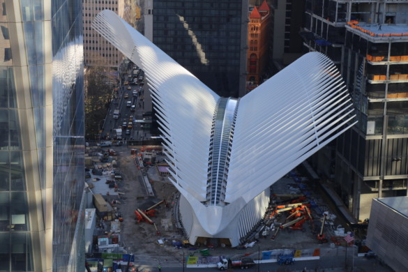 World Trade Center Transportation Hub- Santiago Calatrava - IGS Magazine - 7