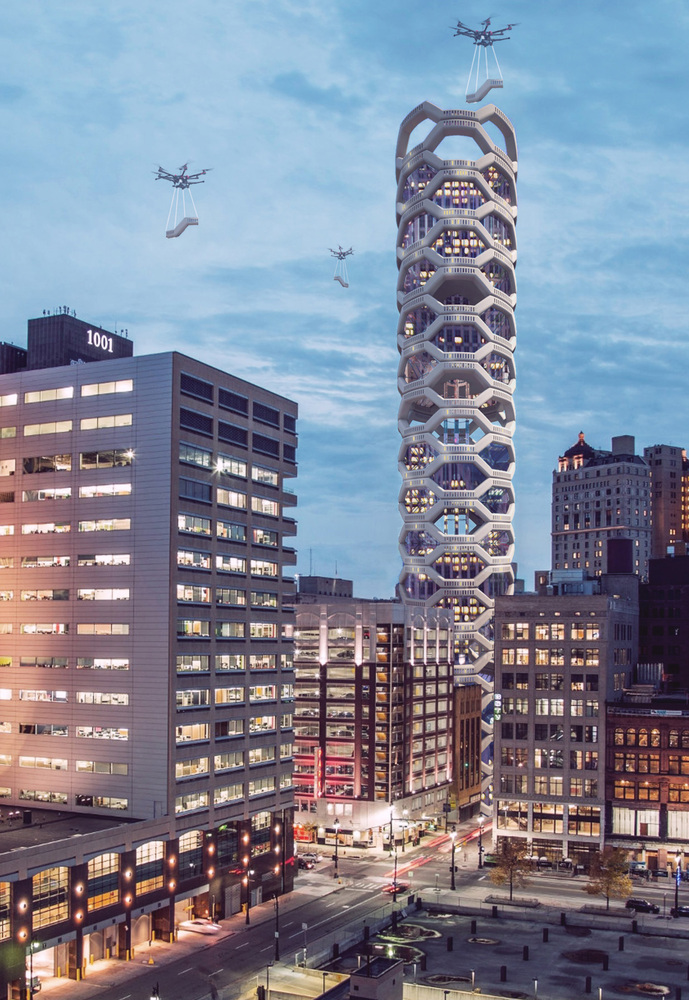 eVolo Announces 2018 Skyscraper Competition Winners - IGS Magazine - Architecture - 20