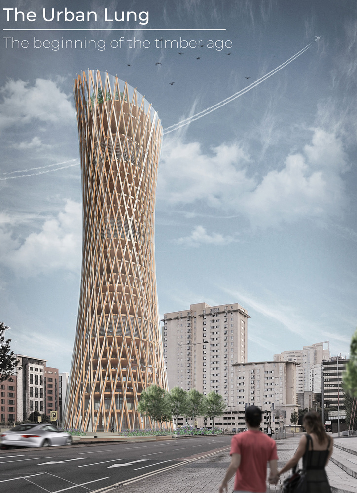 eVolo Announces 2018 Skyscraper Competition Winners - IGS Magazine - Architecture - 21