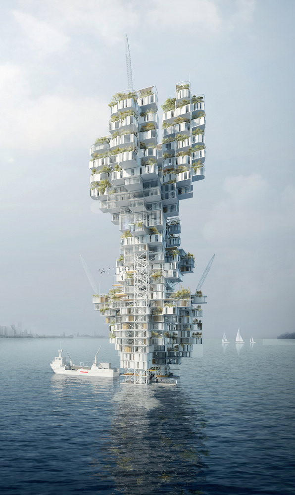 eVolo Announces 2018 Skyscraper Competition Winners - IGS Magazine - Architecture - 23