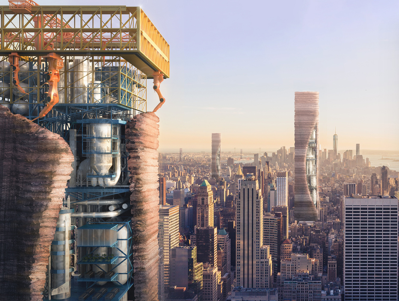 eVolo Announces 2018 Skyscraper Competition Winners - IGS Magazine - Architecture - 27