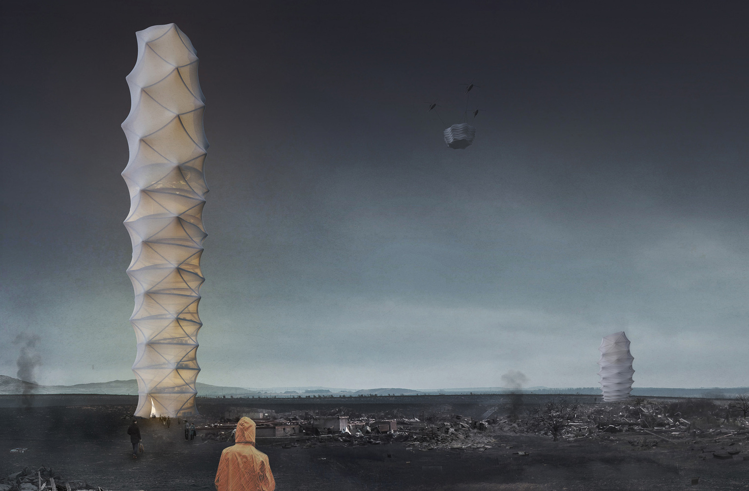 eVolo Announces 2018 Skyscraper Competition Winners - IGS Magazine - Architecture - 6