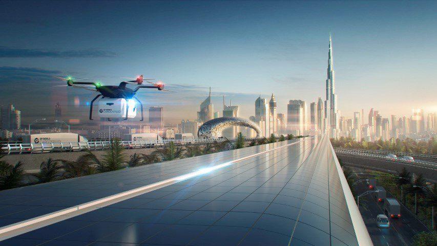 Hyperloop - Foster + Partners - IGS Magazine - Virgin - DP World - 4