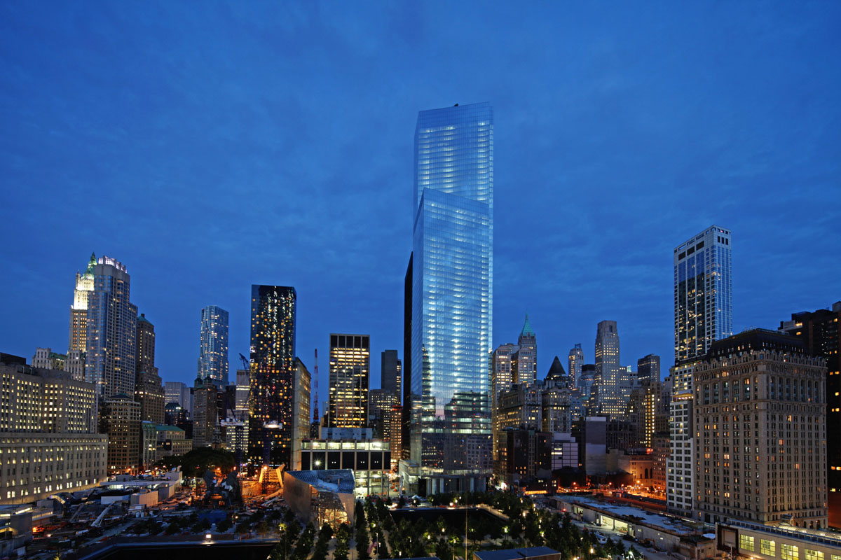 4 world trade centre - Glass reimagined - IGS Magazine - 4