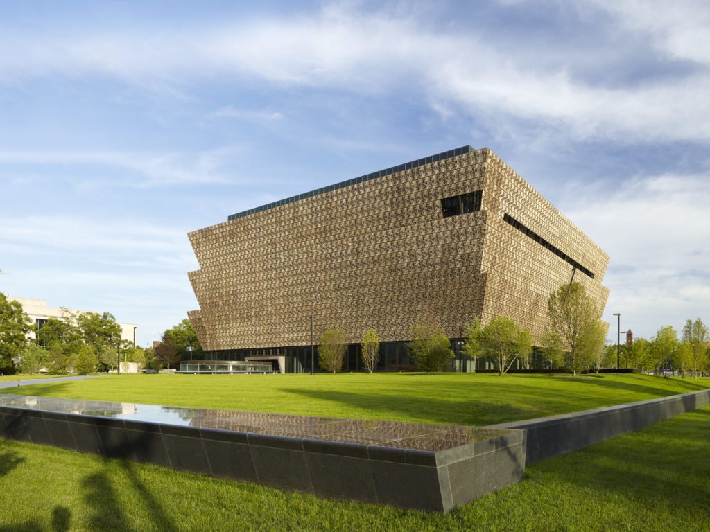 African american history museum - Glass reimagined - IGS Magazine - 1