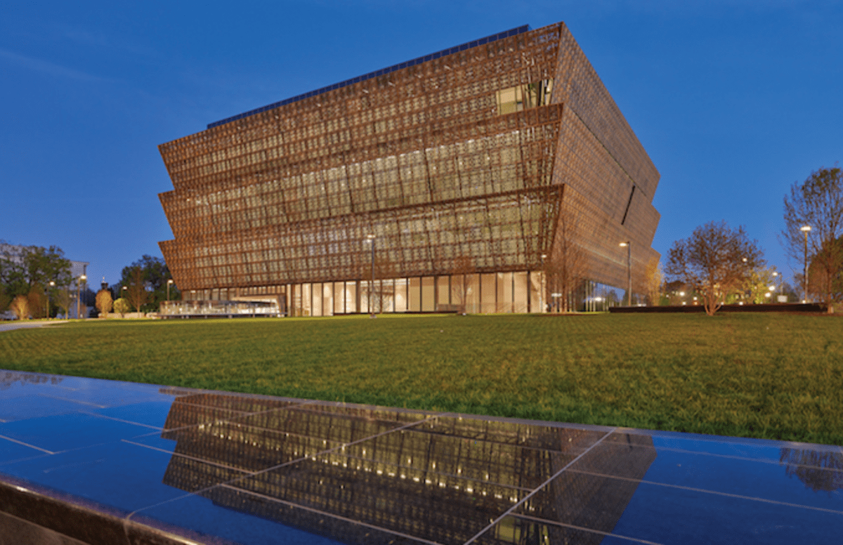 African american history museum - Glass reimagined - IGS Magazine - 2