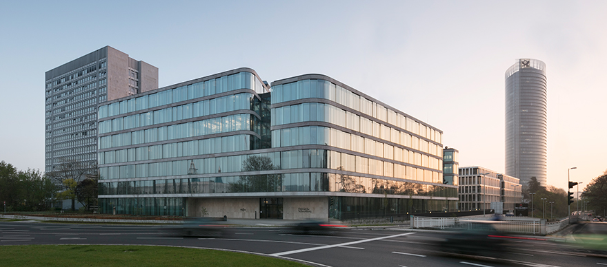 FGS Campus in Bonn - Guardian Glass - Facade - IGS Magazine - 2