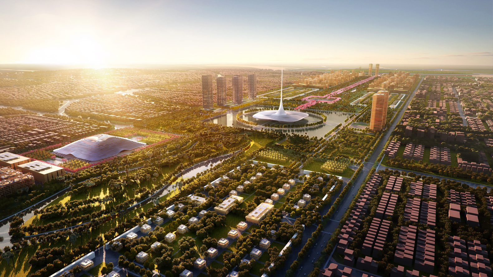 Foster + Partners Designs for Amaravati, the New Capital of Andhra Pradesh - IGS Magazine - 8