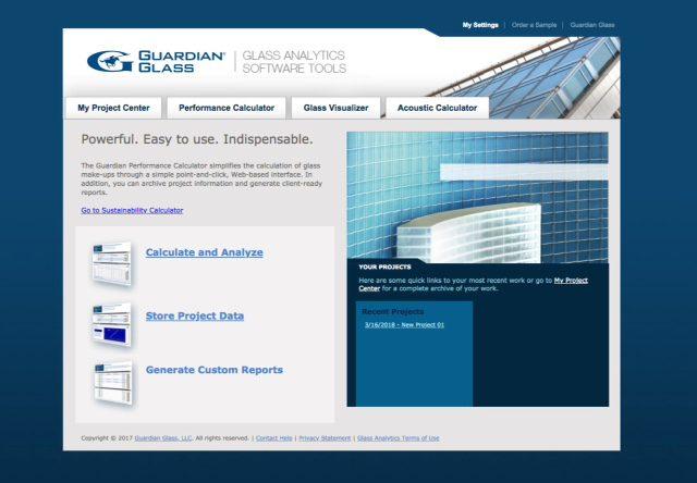 Guardian Glass - Glass Analytics tool - IGS Magazine - Press Release