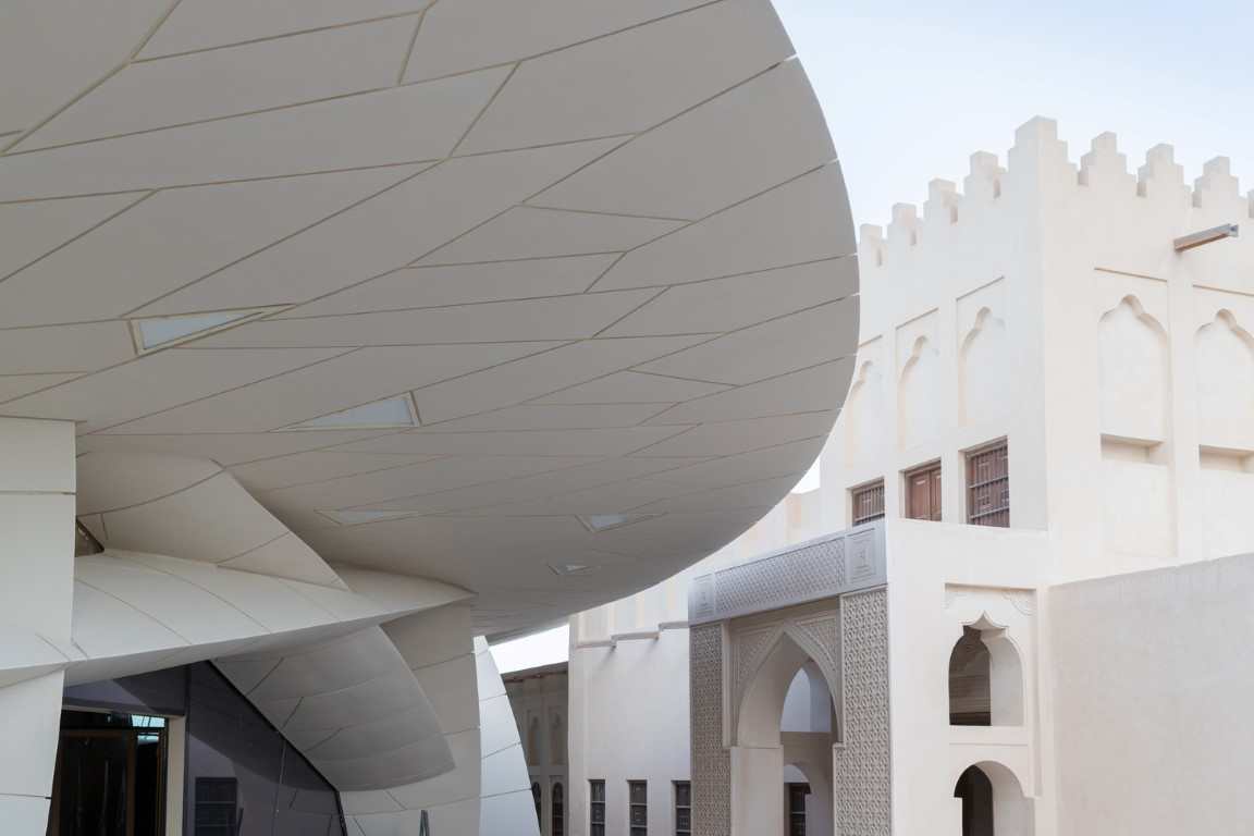 Jean Nouvel's National Museum of Qatar - IGS Magazine - Iwan Baan - 5