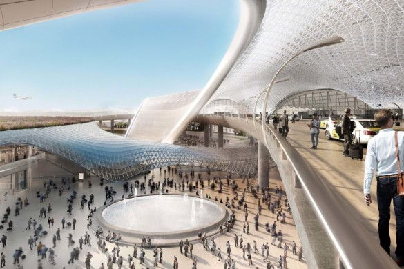 New Mexico City Airport - Foster and Partners - IGS Magazine - projects - 4
