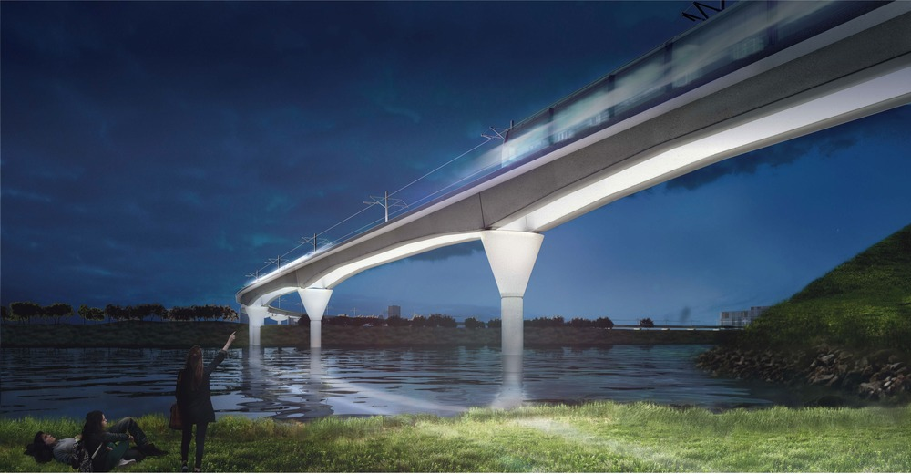 REM architectural and landscape concept to transform Greater Montreal cityscape - Perkins and Will - IGS Magazine - news - 3