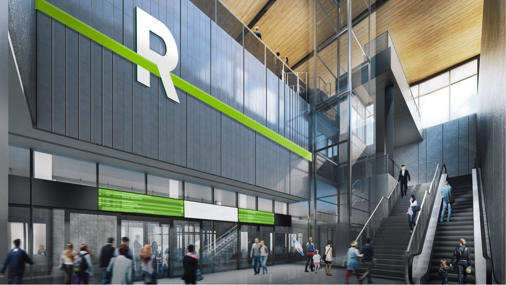 REM architectural and landscape concept to transform Greater Montreal cityscape - Perkins and Will - IGS Magazine - news - 7