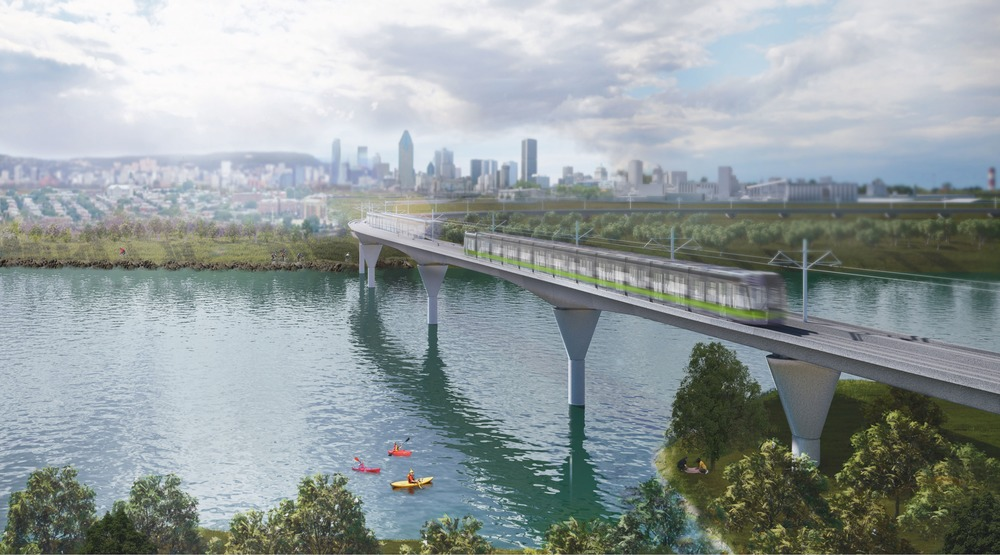 REM architectural and landscape concept to transform Greater Montreal cityscape - Perkins and Will - IGS Magazine - news - 8