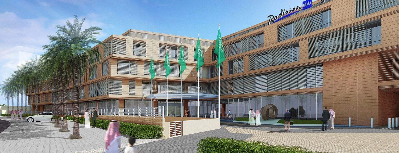 Radisson hotel - Omrania - IGS Magazine - Building envelopes - facades - 1