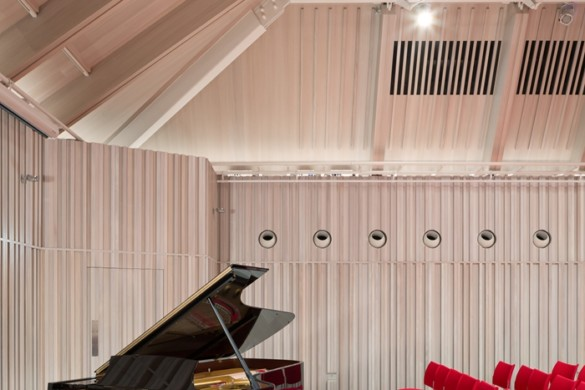 Royal Academy of Music - The Susie Sainsbury Theatre and The Angela Burgess Recital Hall - IGS Magazine - 10