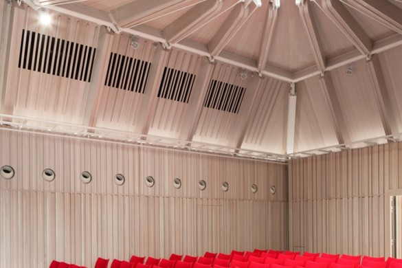 Royal Academy of Music - The Susie Sainsbury Theatre and The Angela Burgess Recital Hall - IGS Magazine - 11