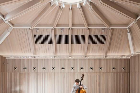 Royal Academy of Music - The Susie Sainsbury Theatre and The Angela Burgess Recital Hall - IGS Magazine - 12