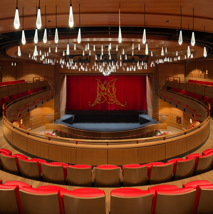 Royal Academy of Music - The Susie Sainsbury Theatre and The Angela Burgess Recital Hall - IGS Magazine - 3
