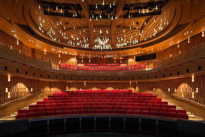 Royal Academy of Music - The Susie Sainsbury Theatre and The Angela Burgess Recital Hall - IGS Magazine - 5